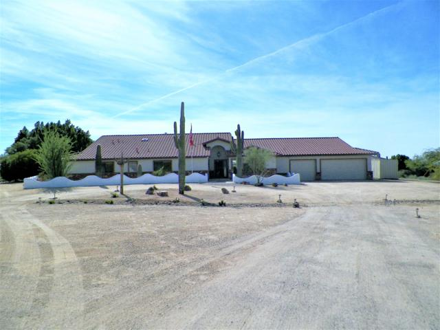 8507 E Mallory Street, Mesa, AZ 85207 (MLS #5825202) :: The Laughton Team