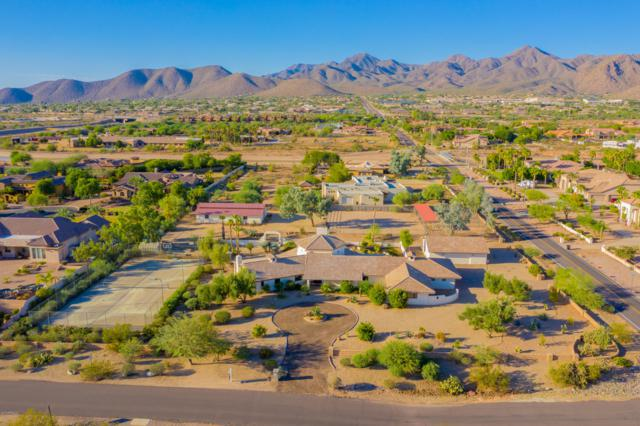 12340 E Mountain View Road, Scottsdale, AZ 85259 (MLS #5826002) :: The Garcia Group @ My Home Group