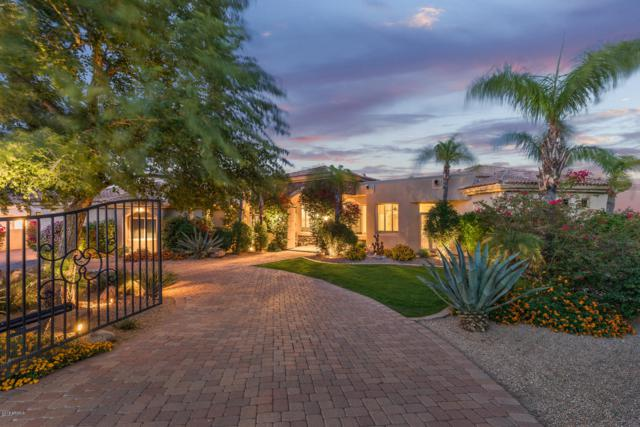 8523 N 48TH Place, Paradise Valley, AZ 85253 (MLS #5841962) :: The W Group