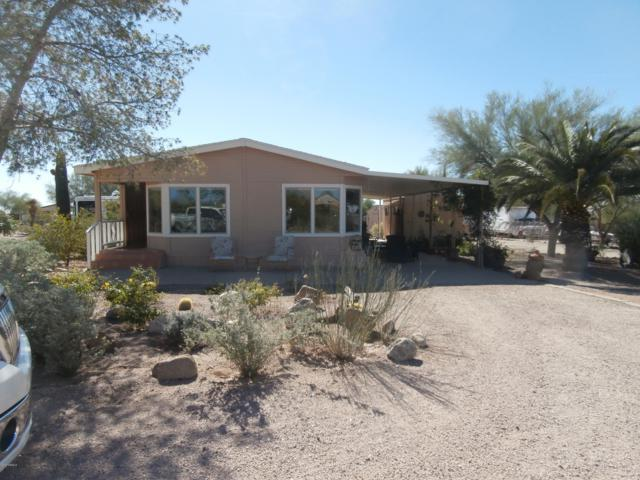 2633 E Superstition Boulevard, Apache Junction, AZ 85119 (MLS #5842279) :: The Daniel Montez Real Estate Group