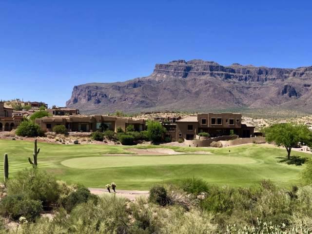 4630 S Avenida Corazon De Oro, Gold Canyon, AZ 85118 (MLS #5860019) :: Riddle Realty Group - Keller Williams Arizona Realty