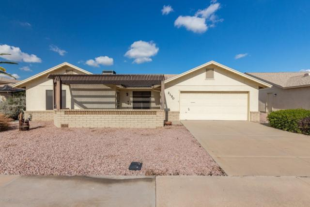 2150 Leisure World, Mesa, AZ 85206 (MLS #5869365) :: RE/MAX Excalibur