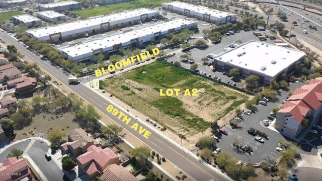 Lot A2 N Empire Business Park, Peoria, AZ 85381 (MLS #5882845) :: The Results Group