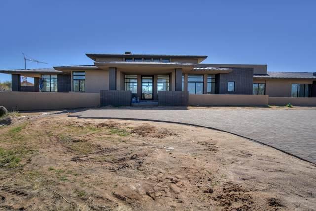 7975 E Whisper Rock Trail, Scottsdale, AZ 85266 (MLS #5891814) :: Riddle Realty Group - Keller Williams Arizona Realty
