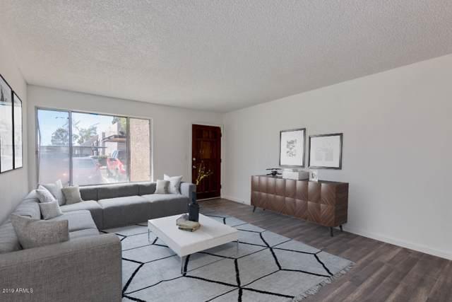1927 E Hampton Avenue #124, Mesa, AZ 85204 (MLS #5903597) :: The Property Partners at eXp Realty