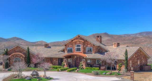 8960 S Cutting Edge Trail, Mayer, AZ 86333 (MLS #5906101) :: CC & Co. Real Estate Team