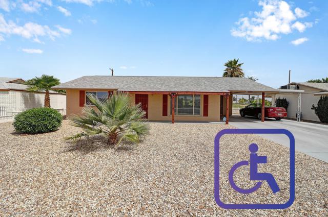 12825 N 111TH Avenue, Sun City, AZ 85351 (MLS #5909658) :: Occasio Realty