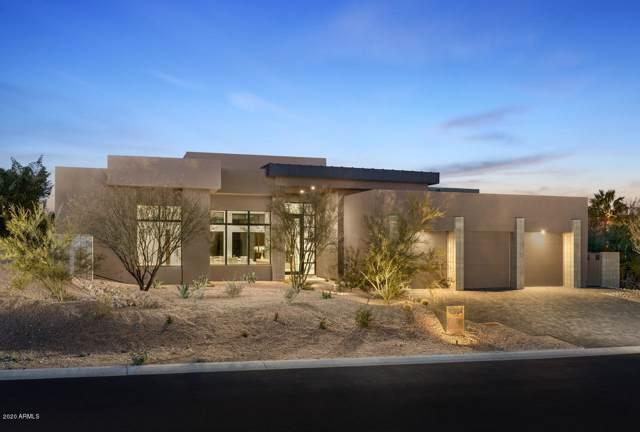 10924 E Mark Lane, Scottsdale, AZ 85262 (MLS #5934879) :: The Kenny Klaus Team