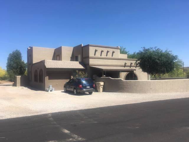 5537 S Jacaranda Road, Gold Canyon, AZ 85118 (MLS #5935090) :: The Kenny Klaus Team