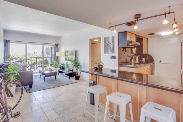 805 N 4TH Avenue #607, Phoenix, AZ 85003 (MLS #5951296) :: Arizona 1 Real Estate Team