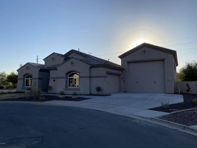 21490 S 217TH Street, Queen Creek, AZ 85142 (MLS #5973353) :: Sheli Stoddart Team | M.A.Z. Realty Professionals