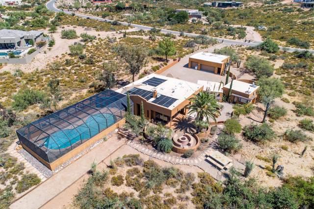 41472 N Deer Trail Road, Cave Creek, AZ 85331 (MLS #5978840) :: The Kenny Klaus Team