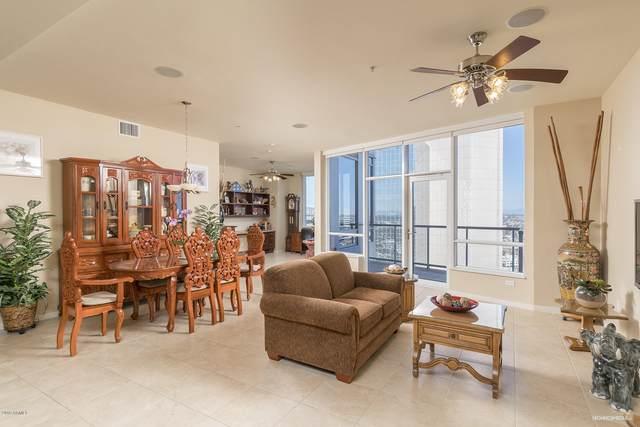44 W Monroe Street #3203, Phoenix, AZ 85003 (MLS #5989235) :: My Home Group