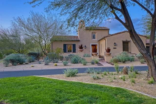 9652 E Buteo Drive, Scottsdale, AZ 85255 (MLS #6046283) :: Revelation Real Estate