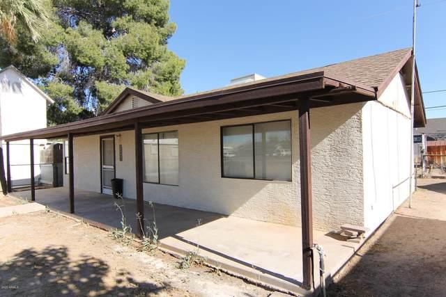 261 W Lindbergh Avenue, Coolidge, AZ 85128 (MLS #6049602) :: Brett Tanner Home Selling Team