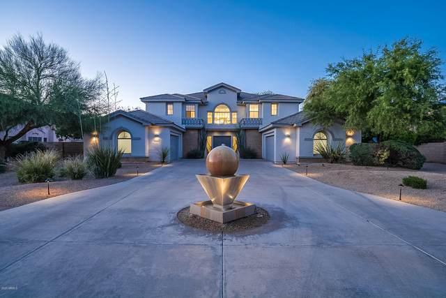 2850 E Clifton Court, Gilbert, AZ 85295 (MLS #6067793) :: Revelation Real Estate
