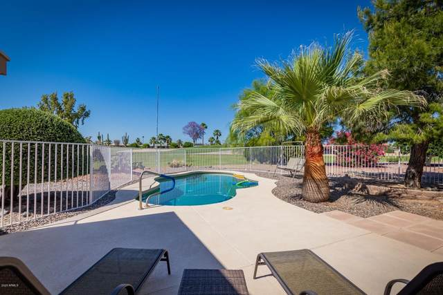 11006 W Canyon Creek Drive, Sun City, AZ 85351 (MLS #6074462) :: Lux Home Group at  Keller Williams Realty Phoenix