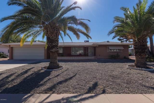 834 N 64TH Street, Mesa, AZ 85205 (MLS #6083928) :: Riddle Realty Group - Keller Williams Arizona Realty