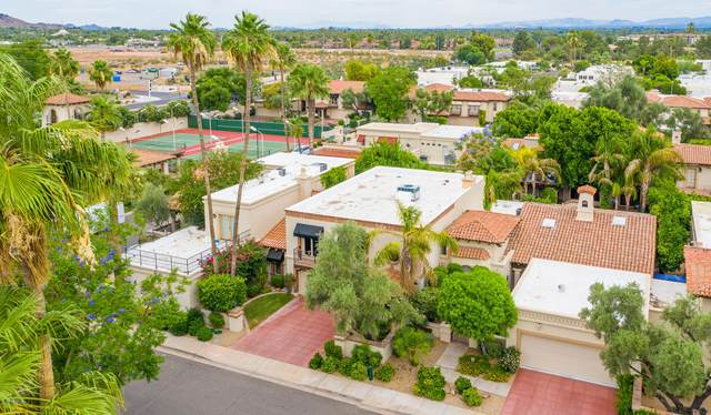 6701 N Scottsdale Road #40, Scottsdale, AZ 85250 (MLS #6088607) :: The Property Partners at eXp Realty