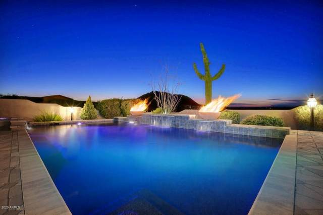 12081 E Whispering Wind Drive, Scottsdale, AZ 85255 (MLS #6110741) :: CANAM Realty Group
