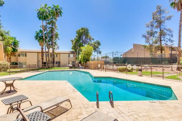 8055 E Thomas Road C210, Scottsdale, AZ 85251 (MLS #6118517) :: Walters Realty Group