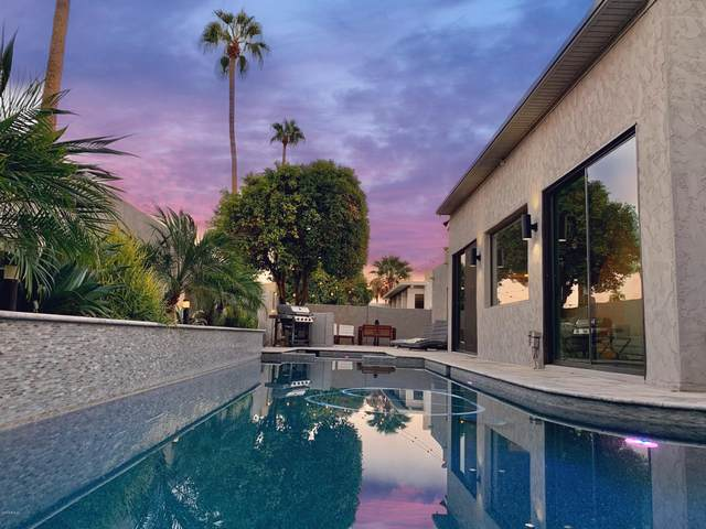 6333 N Scottsdale Road #13, Scottsdale, AZ 85250 (MLS #6127979) :: Brett Tanner Home Selling Team