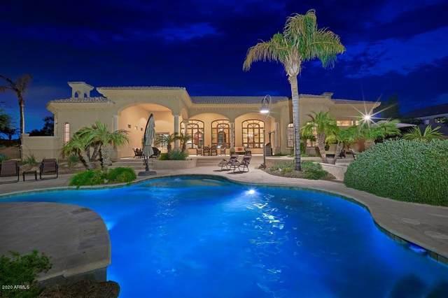 6651 W Vista Bonita Drive, Glendale, AZ 85310 (MLS #6145366) :: Keller Williams Realty Phoenix