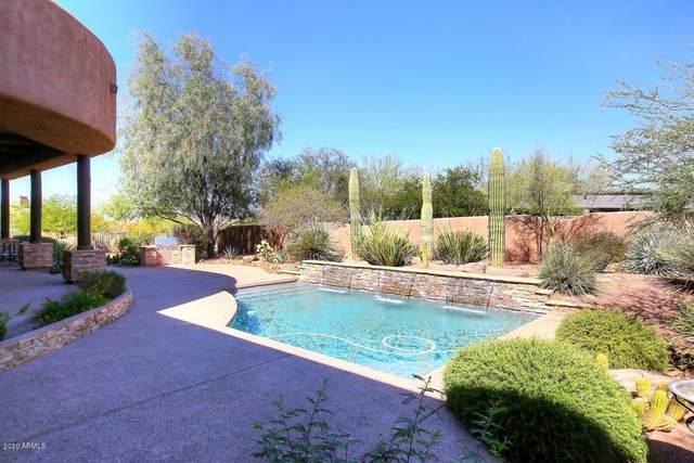 8202 E Tecolote Circle, Scottsdale, AZ 85266 (MLS #6148716) :: Yost Realty Group at RE/MAX Casa Grande