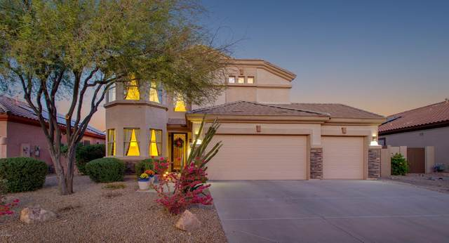 18496 W Sweet Acacia Drive, Goodyear, AZ 85338 (MLS #6162167) :: Power Realty Group Model Home Center