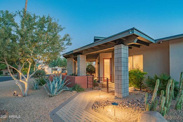 5024 N 71ST Place, Paradise Valley, AZ 85253 (MLS #6201585) :: Long Realty West Valley