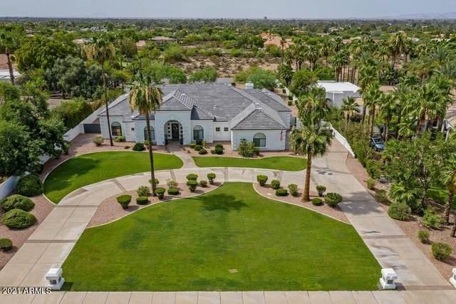 10275 E Sweetwater Avenue, Scottsdale, AZ 85260 (MLS #6205378) :: Elite Home Advisors