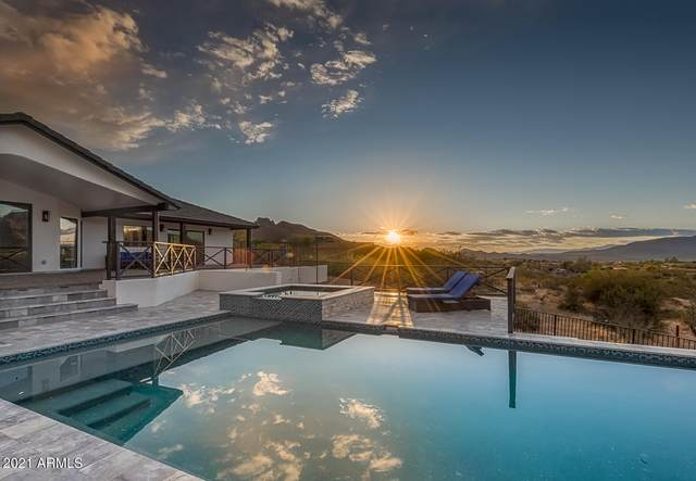 7834 E Breathless Drive, Carefree, AZ 85377 (MLS #6206044) :: Keller Williams Realty Phoenix