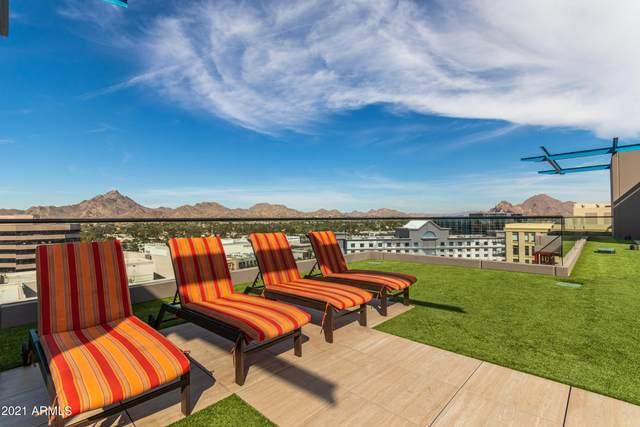 4808 N 24TH Street #1521, Phoenix, AZ 85016 (MLS #6209230) :: West Desert Group   HomeSmart
