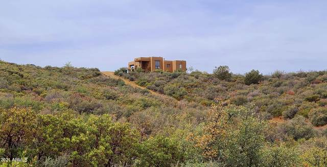14201 E Rattlesnake Trail, Humboldt, AZ 86329 (MLS #6220863) :: Yost Realty Group at RE/MAX Casa Grande