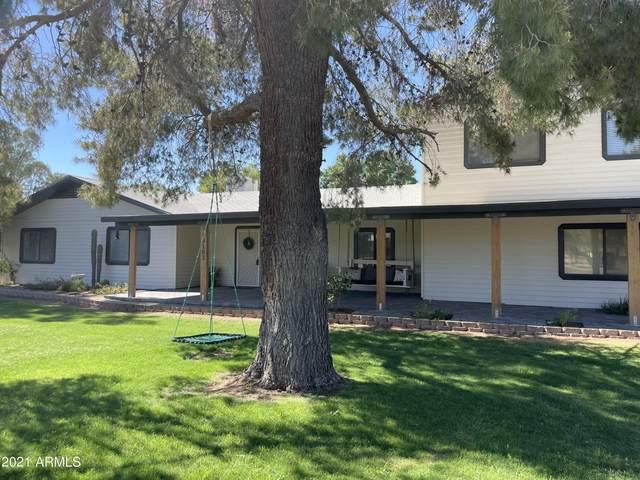 19103 E Via De Arboles, Queen Creek, AZ 85142 (MLS #6226387) :: Yost Realty Group at RE/MAX Casa Grande