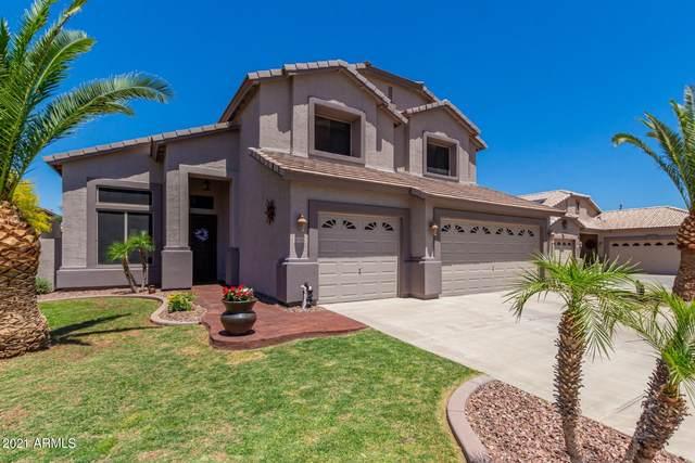 14252 W Desert Hills Drive, Surprise, AZ 85379 (MLS #6228333) :: Yost Realty Group at RE/MAX Casa Grande