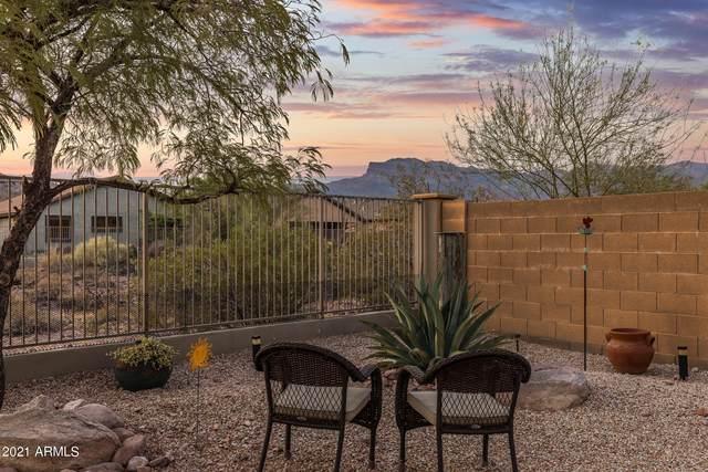 6560 E Las Animas Trail, Gold Canyon, AZ 85118 (MLS #6251166) :: Keller Williams Realty Phoenix