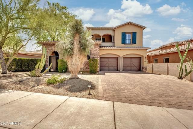 9959 E Edgestone Drive, Scottsdale, AZ 85255 (MLS #6253894) :: The Dobbins Team