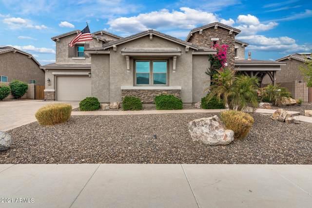 9398 W Foothill Drive, Peoria, AZ 85383 (MLS #6263552) :: Maison DeBlanc Real Estate