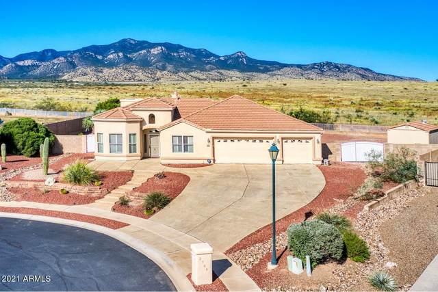 3788 La Terraza Drive, Sierra Vista, AZ 85650 (MLS #6269714) :: Klaus Team Real Estate Solutions