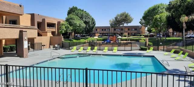 3601 W Tierra Buena Lane #146, Phoenix, AZ 85053 (MLS #6273498) :: ASAP Realty