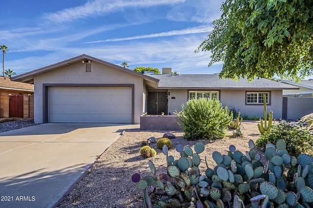 8631 E Orange Blossom Lane, Scottsdale, AZ 85250 (MLS #6277500) :: Elite Home Advisors