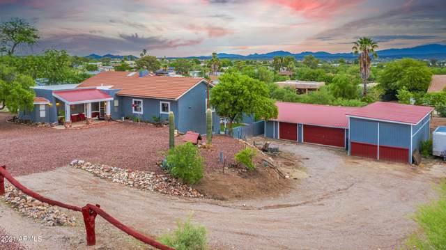 505 Falcon Drive, Wickenburg, AZ 85390 (MLS #6277775) :: The Copa Team | The Maricopa Real Estate Company