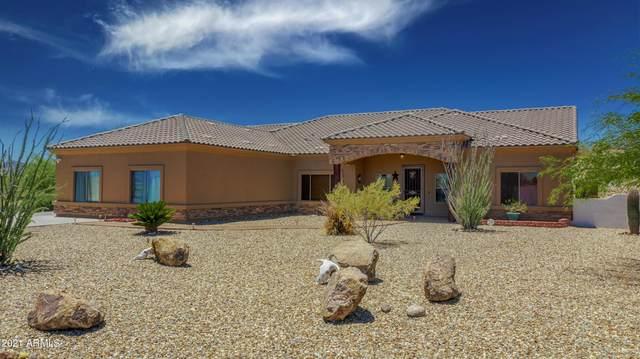 450 N Longhorn Road, Wickenburg, AZ 85390 (MLS #6283103) :: The Daniel Montez Real Estate Group