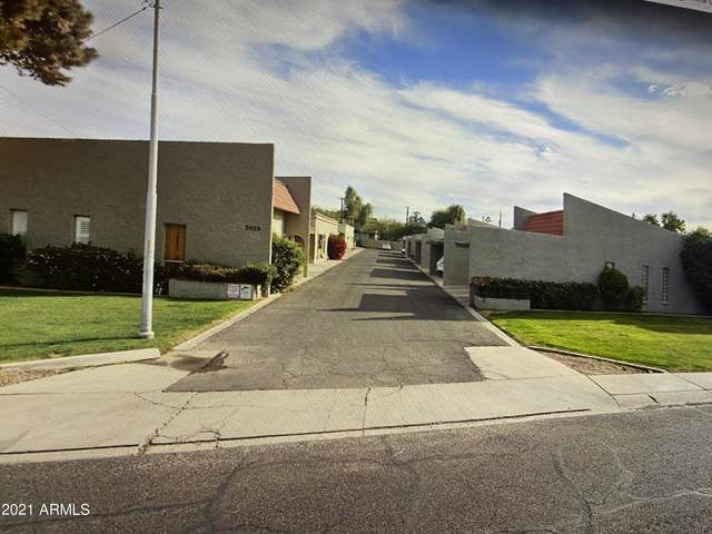 3039 N 38TH Street #3, Phoenix, AZ 85018 (MLS #6305871) :: Yost Realty Group at RE/MAX Casa Grande