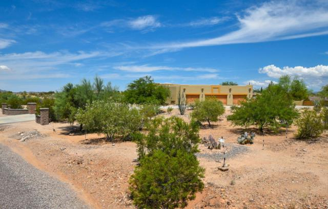 21750 W El Grande Trail, Wickenburg, AZ 85390 (MLS #5636204) :: The Garcia Group @ My Home Group