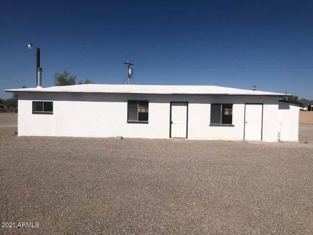 375 E Main Street, Quartzsite, AZ 85346 (MLS #5676613) :: Walters Realty Group