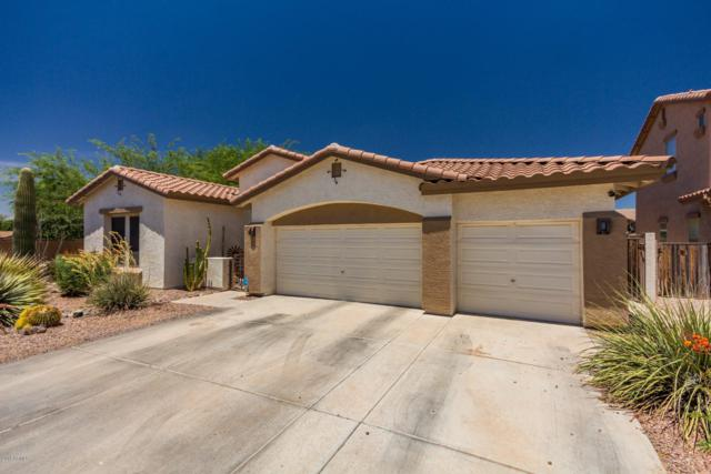3762 E Virgo Place, Chandler, AZ 85249 (MLS #5774126) :: The Kenny Klaus Team