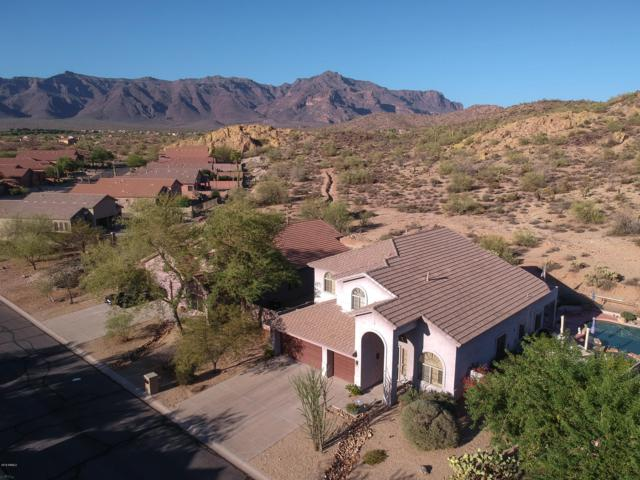 4809 S Las Mananitas Trail, Gold Canyon, AZ 85118 (MLS #5777864) :: The W Group