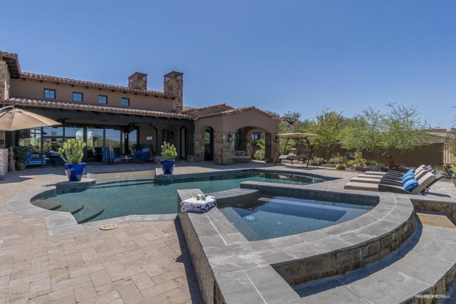 8681 E Old Field Road, Scottsdale, AZ 85266 (MLS #5826878) :: Brett Tanner Home Selling Team